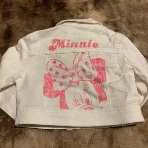 Disney Minnie Mouse Denim Jacket